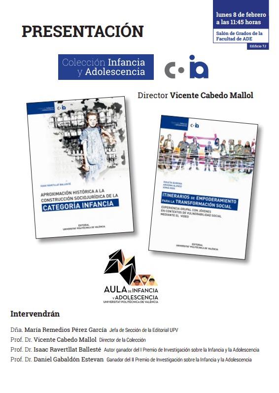 Cartel Presentacion Publicaciones