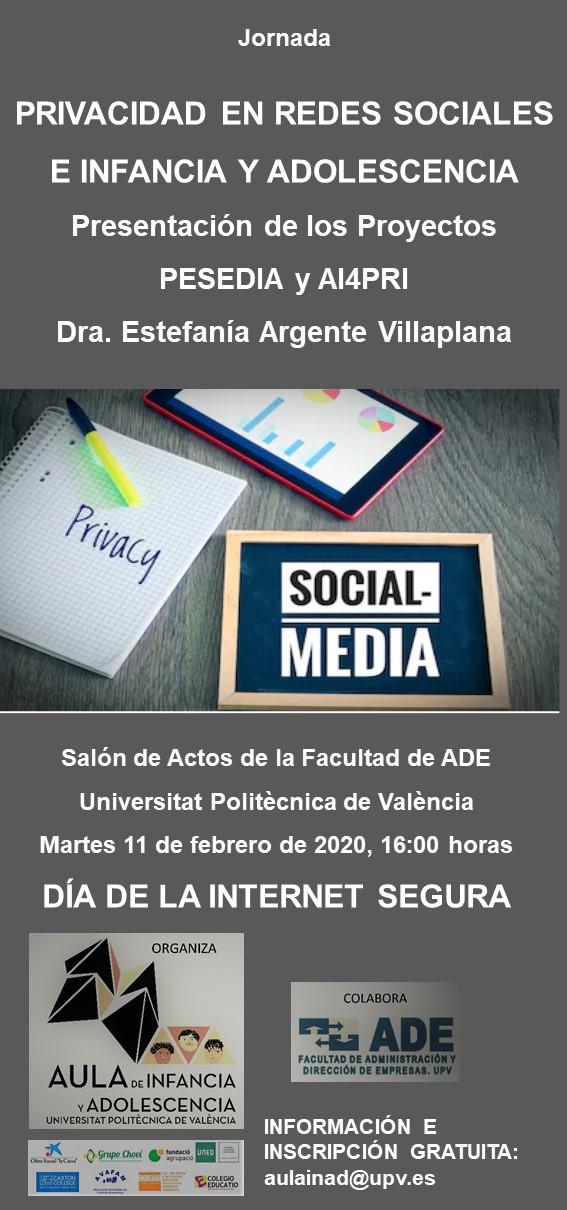 Jornada Redes Sociales