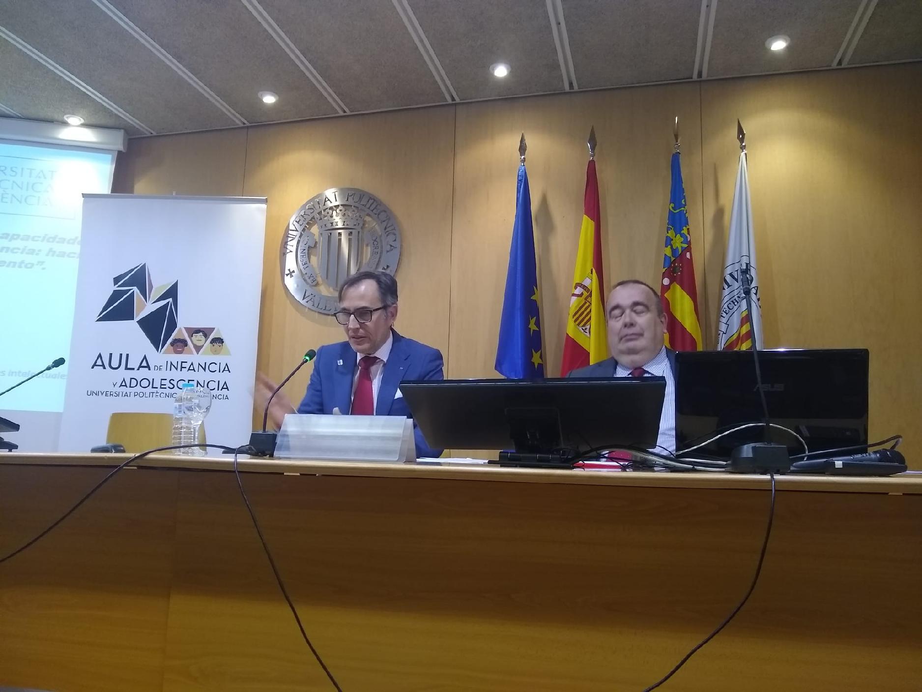 José Luis López González-jornadas educativas